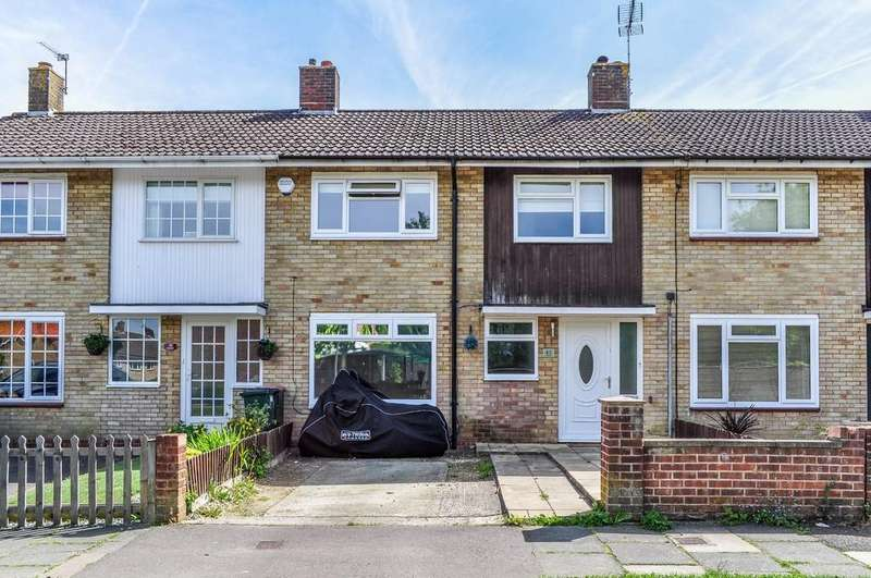 3 Bedrooms Terraced House for sale in Oatlands, Gossops Green