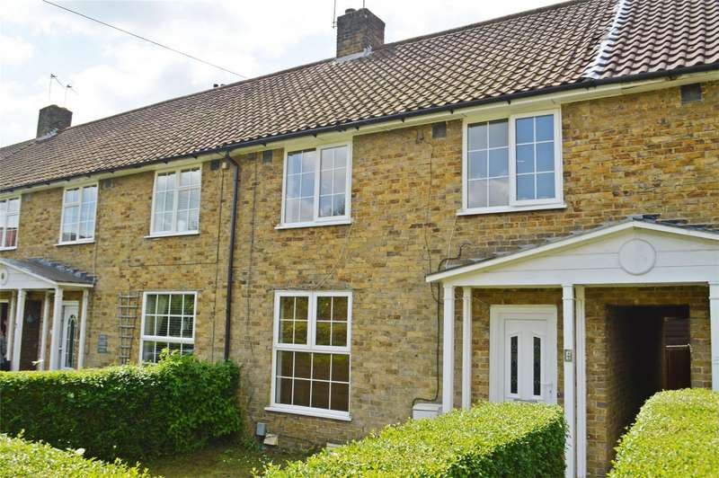 3 Bedrooms Terraced House for sale in Gainswood, WELWYN GARDEN CITY, Hertfordshire