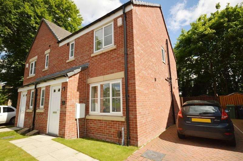 3 Bedrooms Semi Detached House for sale in Beech Tree Avenue, Kirkstall, Leeds