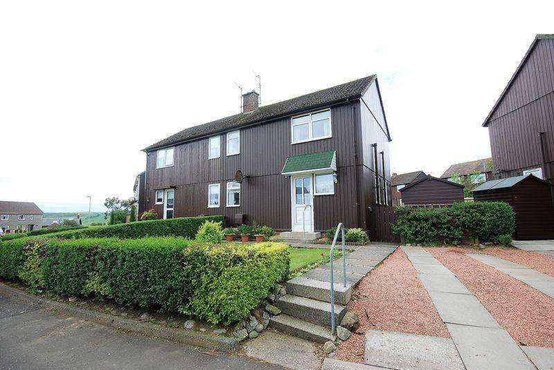 3 Bedrooms Semi-detached Villa House for sale in 8 Queens Terrace, Maybole, KA19 8AW