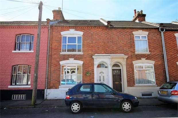 4 Bedrooms Terraced House for sale in Cowper Street, NORTHAMPTON