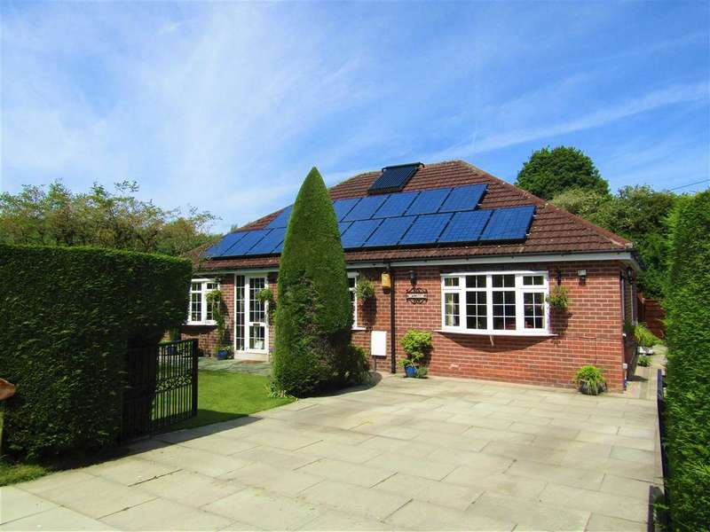 4 Bedrooms Bungalow for sale in Westbank, Bank Street, Glazebrook, Warrington