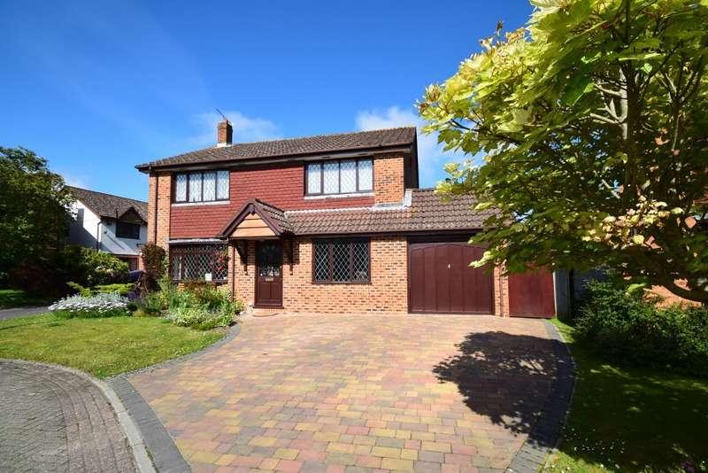 4 Bedrooms Detached House for sale in Wareham