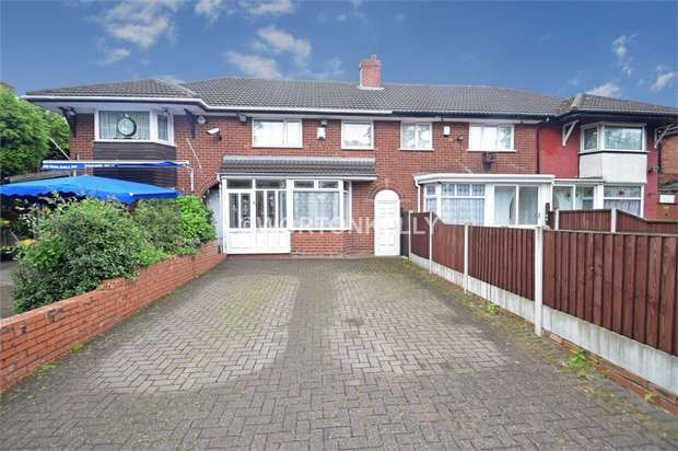 2 Bedrooms Terraced House for sale in Walsall Road, WEST BROMWICH, West Midlands