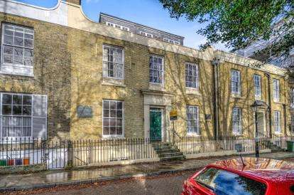 3 Bedrooms Flat for sale in 8 Cranbury Terrace, Southampton, Hampshire
