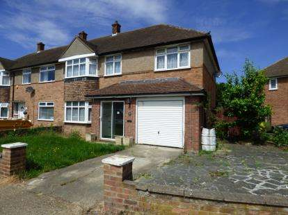 4 Bedrooms End Of Terrace House for sale in Upminster