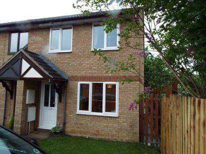 3 Bedrooms Semi Detached House for sale in Elmswell, Bury St Edmunds, Suffolk
