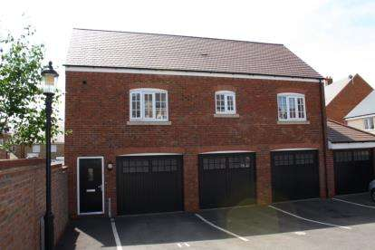 2 Bedrooms Detached House for sale in Lewis Close, Kempston, Bedford, Bedfordshire