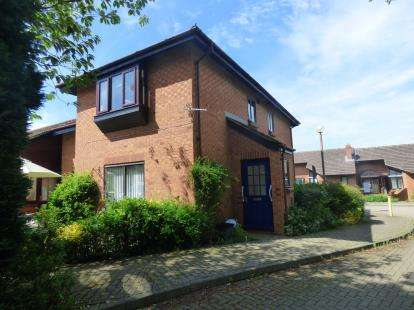 1 Bedroom Maisonette Flat for sale in Bekonscot Court, Giffard Park, Milton Keynes, Buckinghamshire