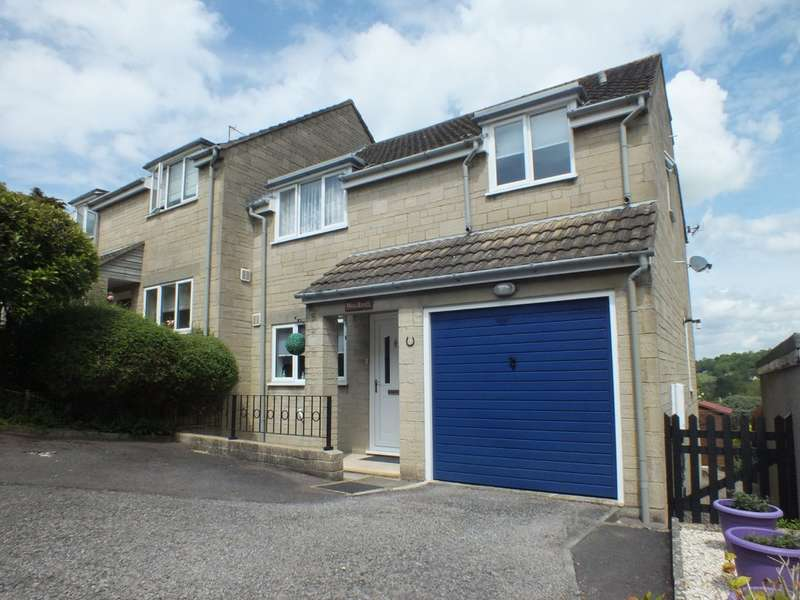 3 Bedrooms Semi Detached House for sale in Nailsworth, Stroud