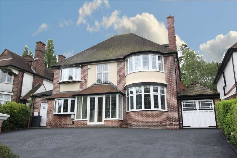 5 Bedrooms Detached House for sale in Monmouth Drive, Sutton Coldfield. B73 6JQ