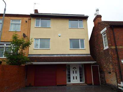 4 Bedrooms Detached House for sale in Robinson Road, Nottingham, Nottinghamshire