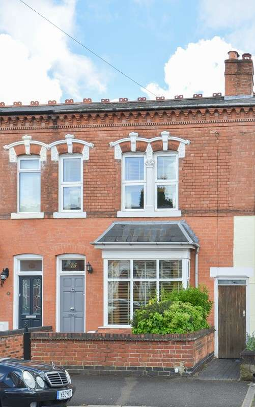 2 Bedrooms Terraced House for sale in Milcote Road, Bearwood