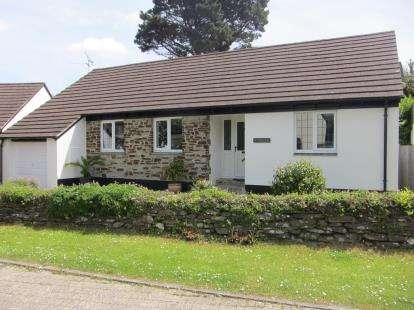3 Bedrooms Bungalow for sale in Veryan, Truro, Cornwall