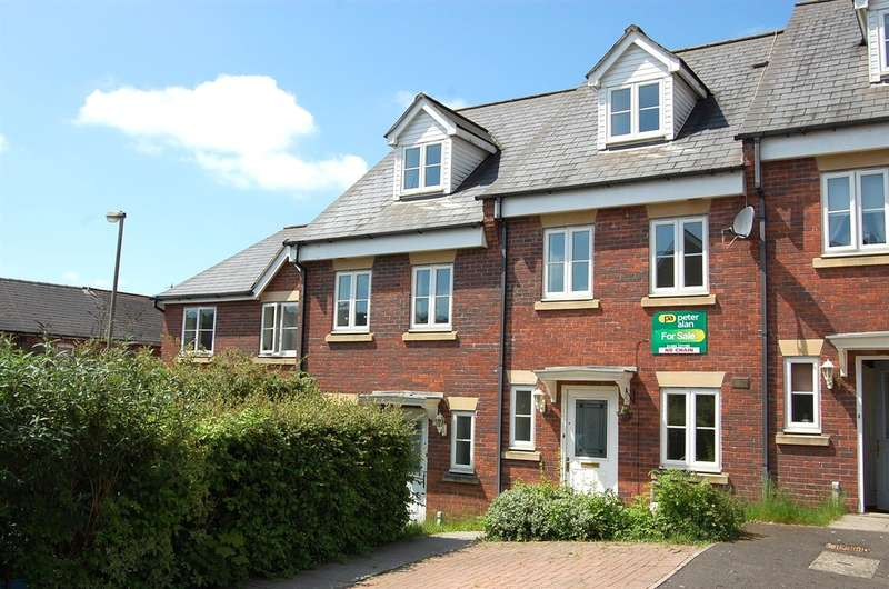 3 Bedrooms Town House for sale in Cwrt Pantycelyn, Pontllanfraith, Blackwood