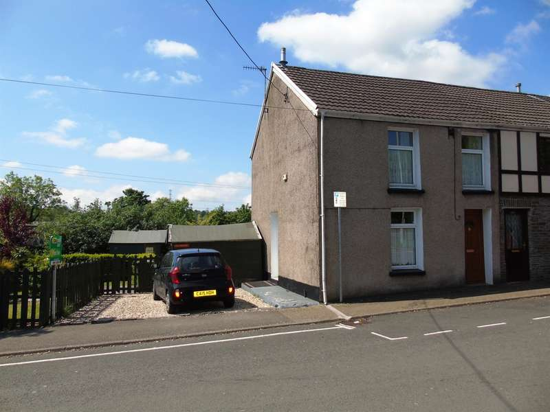 2 Bedrooms End Of Terrace House for sale in Williams Place, Pontypridd