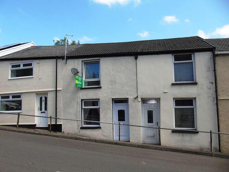 2 Bedrooms Terraced House for sale in Coedcae Road, Pontypridd