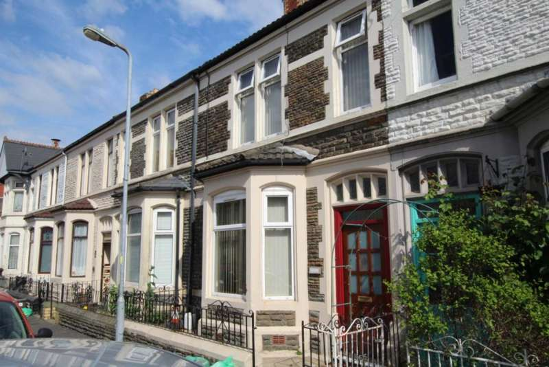 3 Bedrooms Terraced House for sale in Carlisle Street, Splott, Cardiff CF24 2PH