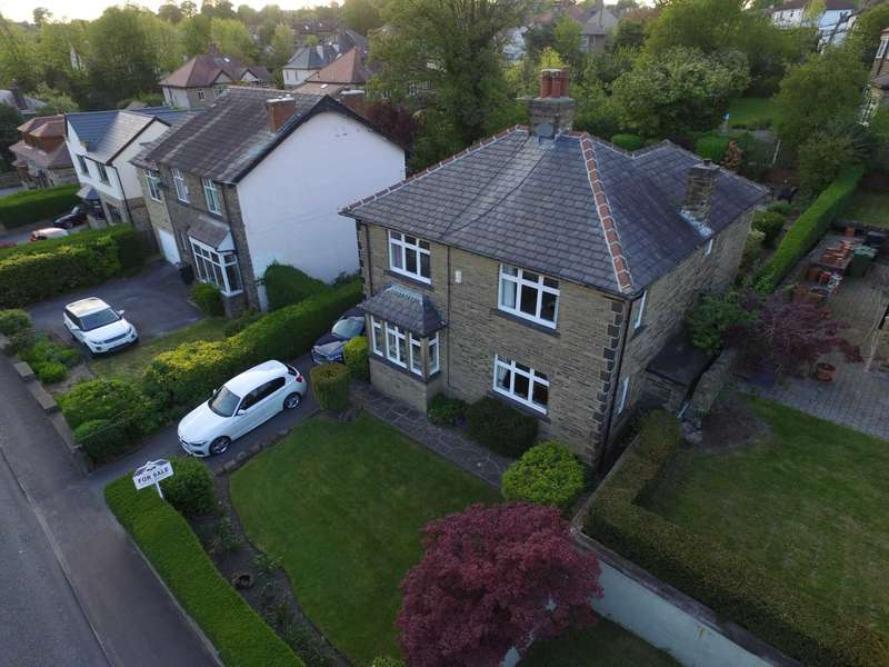 4 Bedrooms Detached House for sale in Leeds Road, Lightcliffe, Halifax