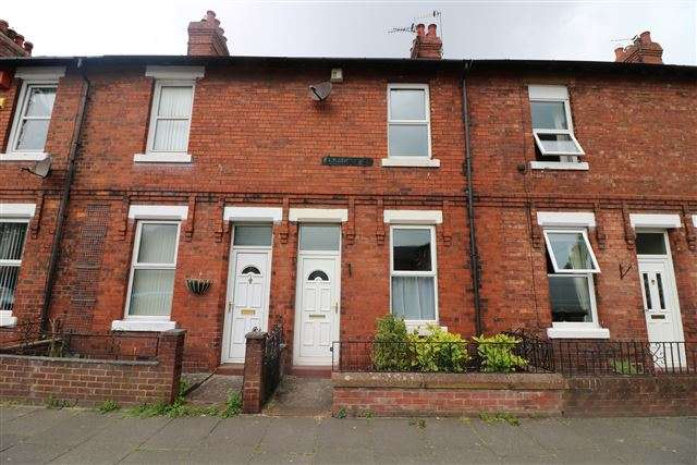 2 Bedrooms Terraced House for sale in Adelaide Street, Carlisle, Cumbria, CA1 2DR