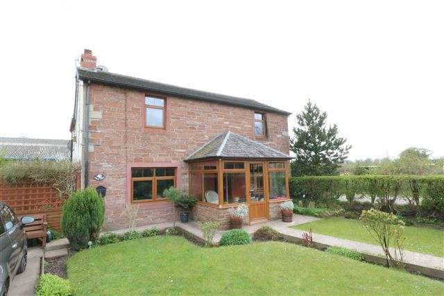 3 Bedrooms Detached House for sale in The Stripes, Cumwhinton, Carlisle, Cumbria, CA4 0AW