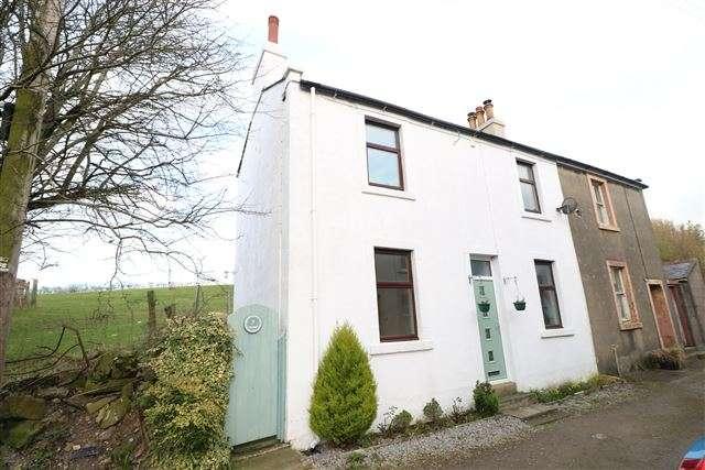 2 Bedrooms Semi Detached House for sale in Distington, Cumbria, CA14 5SR