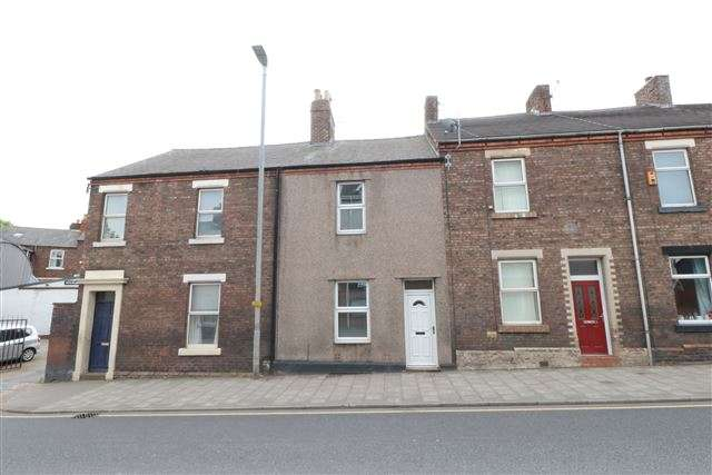 2 Bedrooms Terraced House for sale in Port Road, Carlisle, Cumbria, CA2 7AJ