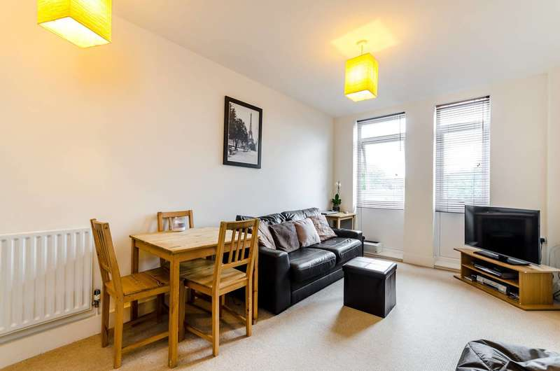 2 Bedrooms Flat for sale in Weighton Road, Anerley, SE20