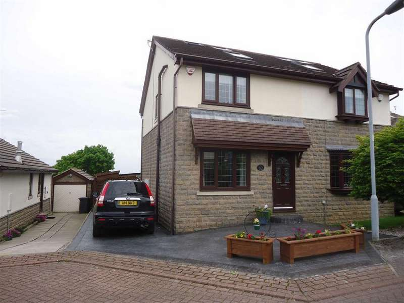 4 Bedrooms Semi Detached House for sale in Sanderson Avenue, Bradford, West Yorkshire, BD6