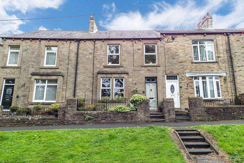 3 Bedrooms Terraced House for sale in Maudville, Castleside