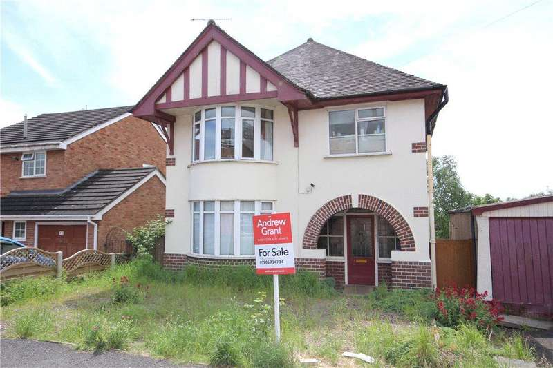 5 Bedrooms Detached House for sale in Hollymount, Worcester, Worcestershire, WR4