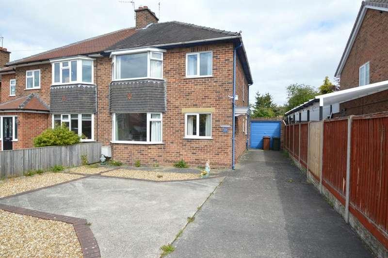 3 Bedrooms Semi Detached House for sale in Norton, Malton YO17
