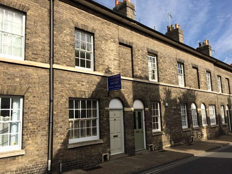 3 Bedrooms Terraced House for sale in Whiting Street, Bury St Edmunds IP33