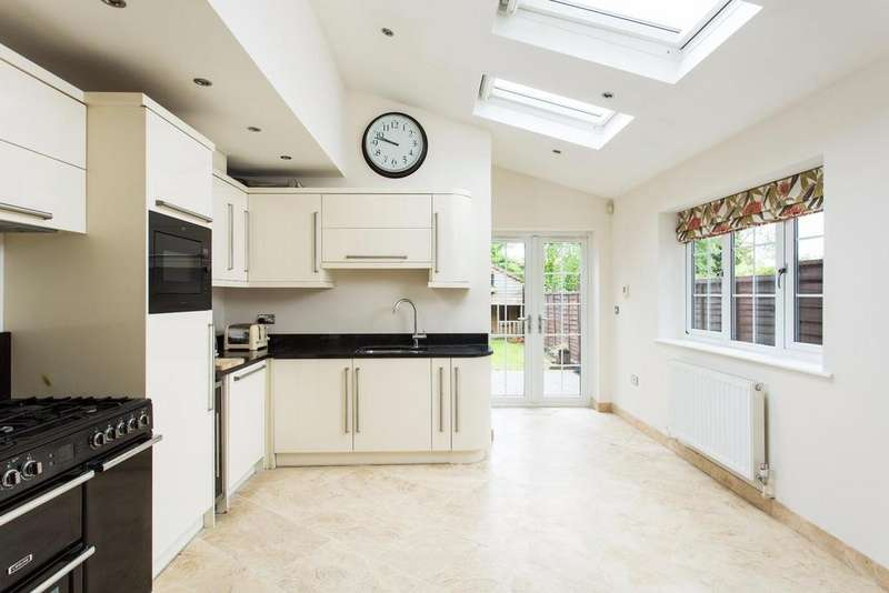 4 Bedrooms House for sale in Garfield Terrace, Leeman Road, York