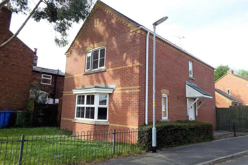 3 Bedrooms Detached House for sale in Kings Court, Kirton, Boston