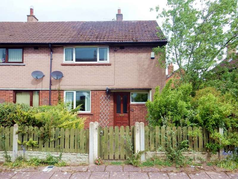 2 Bedrooms Semi Detached House for sale in Oaklands Drive, Carlisle