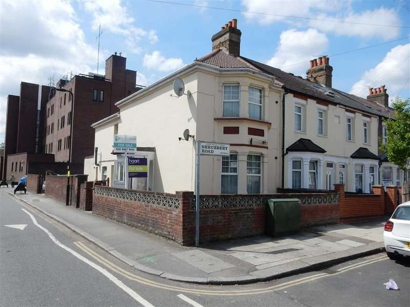 3 Bedrooms End Of Terrace House for sale in North Road, Southall, Middlesex