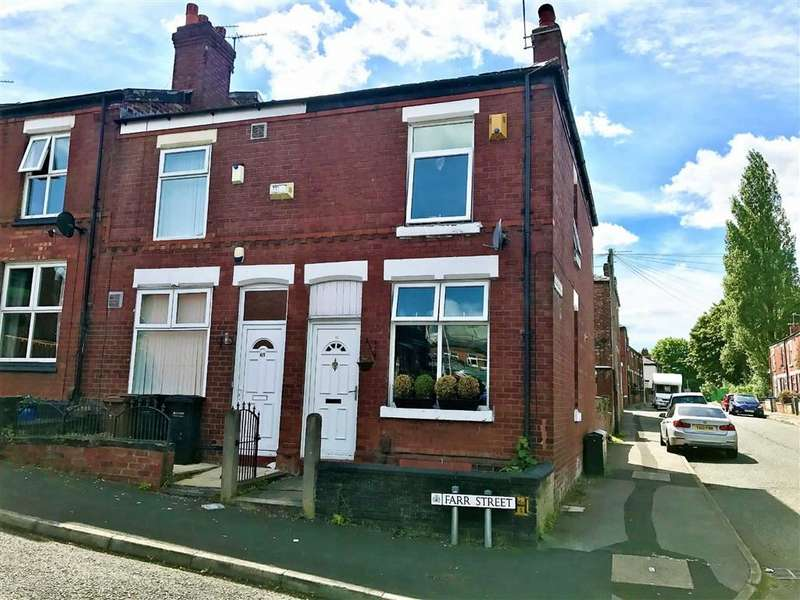 2 Bedrooms Property for sale in Farr Street, Edgeley, Stockport