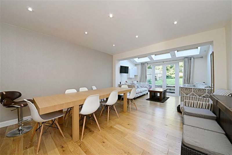 4 Bedrooms Property for sale in Abercorn Road, Mill Hill, London, NW7