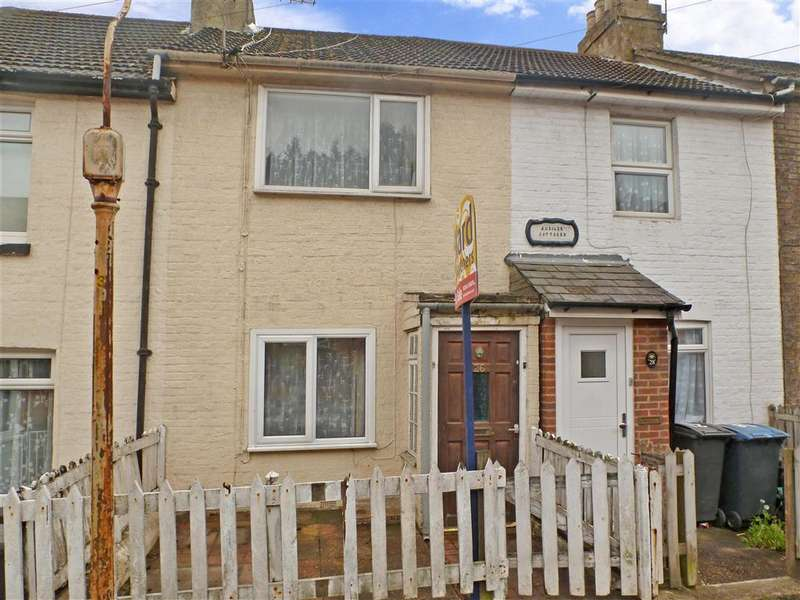 2 Bedrooms Terraced House for sale in Primrose Road, Dover, Kent