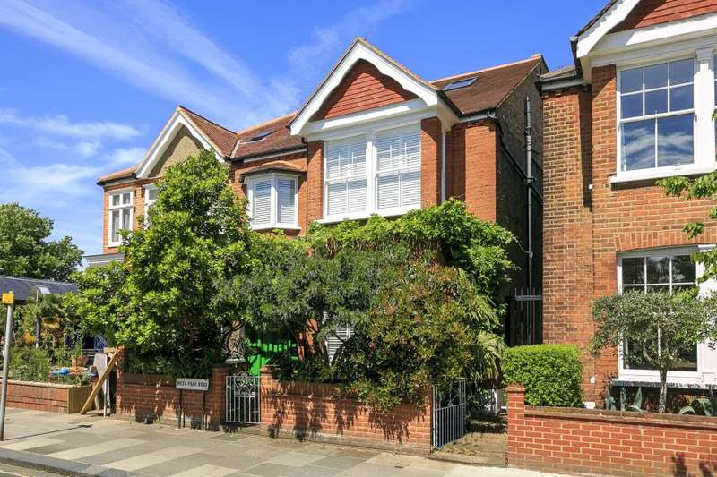 5 Bedrooms Semi Detached House for sale in West Park Road