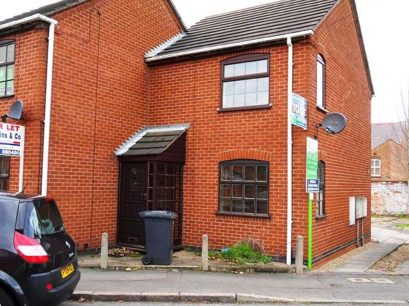 1 Bedroom Studio Flat for sale in Druid Street, Hinckley