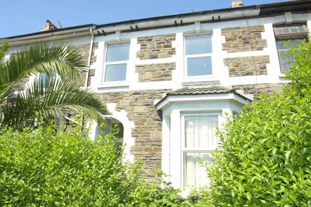 2 Bedrooms Terraced House for sale in Penarth Road, Grangetown, Cardiff, CF11
