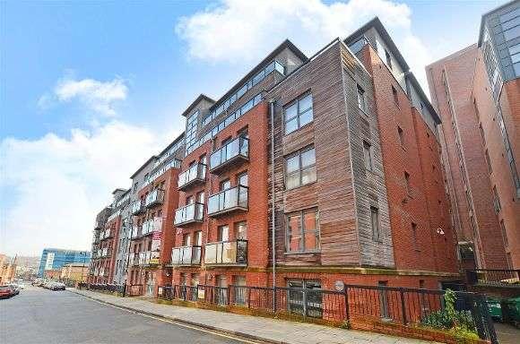 1 Bedroom Flat for sale in Upper Allen Street, Sheffield