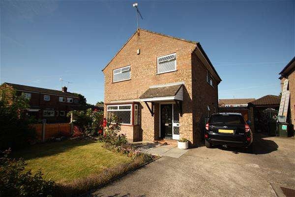 4 Bedrooms Detached House for sale in Northbury Road, Ellesmere Port