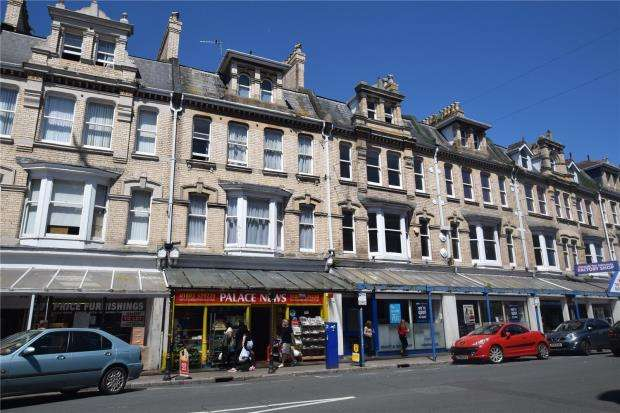 2 Bedrooms Flat for sale in Palace Avenue, Paignton, Devon