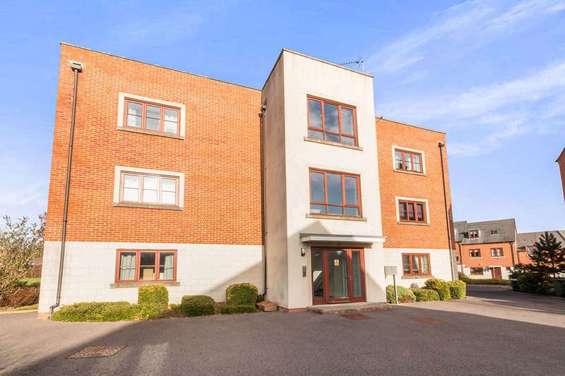 2 Bedrooms Flat for sale in Easter Square, Basingstoke, RG24