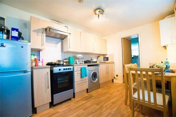1 Bedroom Flat for sale in Pearl Street, Cardiff, South Glamorgan