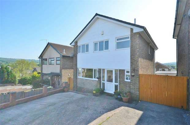 4 Bedrooms Detached House for sale in Greenacre Drive, Bedwas, CAERPHILLY