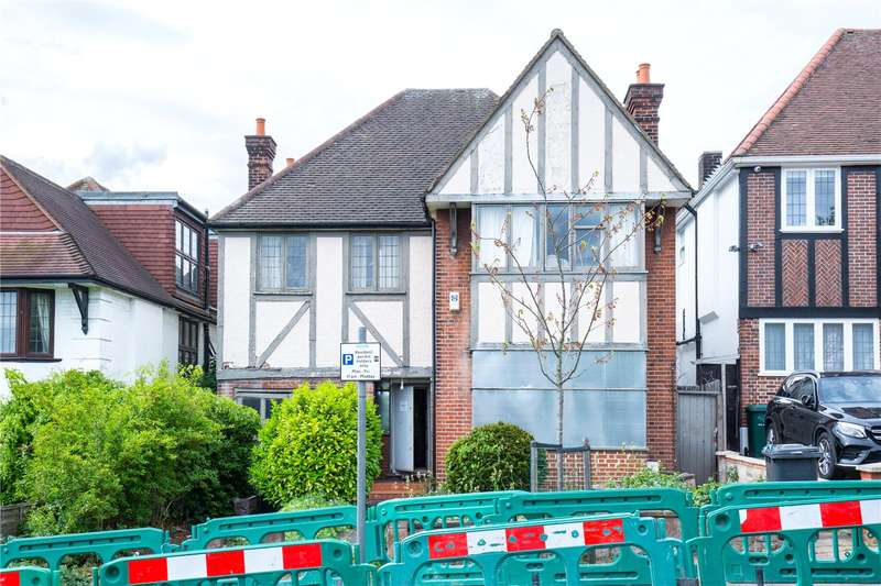 4 Bedrooms Detached House for sale in Armitage Road, Golders Green, London, NW11